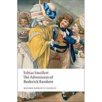 【预订】The Adventures of Roderick Random Y9780199552344