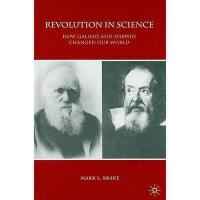 【预订】Revolution in Science: How Galileo and Darwin