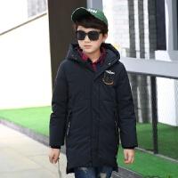 儿童羽绒服男孩子冬季新款男童中长款大童中童外套韩版