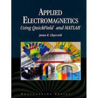 【预订】Applied Electromagnetics Using QuickField and MATLAB