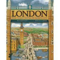【预订】Through Time London: From Roman Capital to Olympic