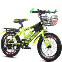 男女小学生车8-10-12岁单车 儿童自行车变速碟刹山地车20/22寸