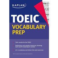 Kaplan TOEIC Vocabulary Prep【英文原版】卡普兰托业词汇准备