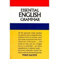 Essential English Grammar 英文原版 英语语法精要