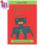 【中商海外直订】Robert the Robot