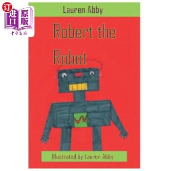 【中商海外直订】Robert the Robot 海外发货,付款后预计2-4周到货