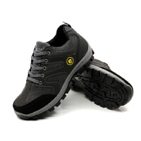 新款春夏季户外登山鞋男士徒步鞋轻便耐磨旅游透气爬山鞋