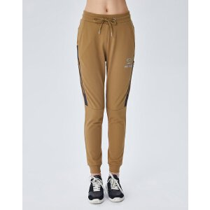 【限时秒杀到手价:89元】paul frank/大嘴猴简约风健身舒适女式运动长裤