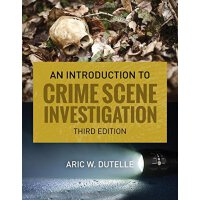 英文原版An Introduction to Crime Scene Investigation犯罪现场调查简介