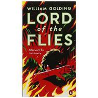 【现货】英文原版 Lord of the Flies 蝇王 威廉・戈尔丁著 人类天生的野蛮与文明的理性的斗争 新版简装
