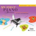 【现货】英文原版 菲伯尔我的钢琴之旅:创作训练C My First Piano Adventure, Writing