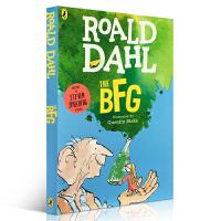 【全店满300减100】英文原版 The BFG 圆梦巨人 吹梦巨人 Roald Dahl 奇幻小说送音频 青少年阅读英