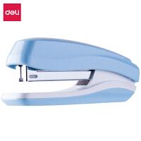 得力(deli) 0350 省力订书机订书器标准型多功能订书机 通用12号钉 蓝色 当当自营
