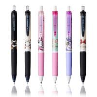 日本UNI三菱顺滑圆珠笔 SXN-189DS迪士尼限量款中油笔原子笔0.5mm