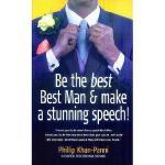 【预订】Be the Best, Best Man & Make a Stunning Speech