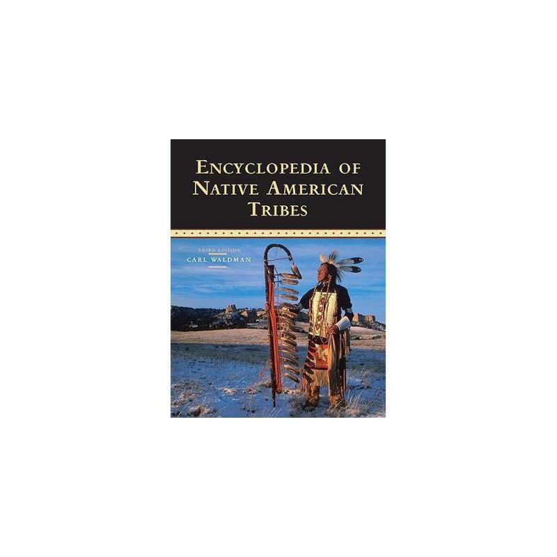 【预订】Encyclopedia of Native American Tribes 美国库房发货,通常付款后3-5周到货!
