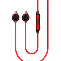 ME01小恶魔耳机入耳式手机耳塞式重低音运动创意魔音送男友女友礼品