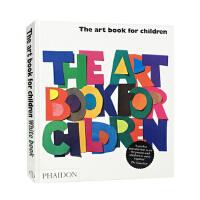 The Art Book for Children 儿童艺术启蒙书 卷1 英文精装