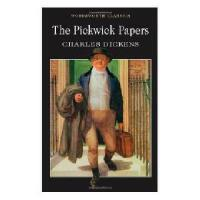 英文原版 Pickwick Papers 皮克威克外传