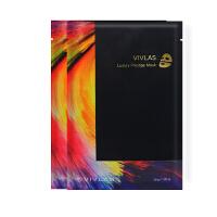 VIVLAS 唯兰颂 韩国进口锡箔面膜补水保湿提亮肤色