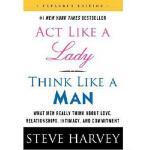 【现货】英文原版 像男人一样思考,像女人一样行动 Act Like a Lady, Think Like a Man  两性讨论与相处之道