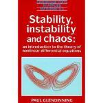 【预订】Stability, Instability and Chaos