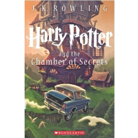 【现货】英文原版 哈利波特与密室 卷2 Harry Potter and the Chamber of Secrets