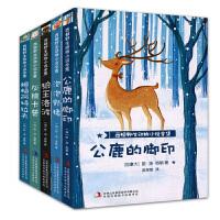 西顿动物故事大王全集系列5册正版初中生四五六三年级小学生必读课外书籍6-7-8-9-10-12-15岁畅销少儿童文学励