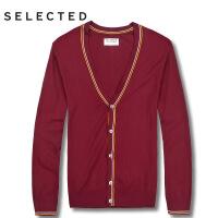思莱德针织衫 针织开衫15-2-1-413324012078