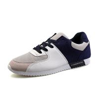 夏秋季男鞋运动鞋透气阿甘鞋潮鞋跑步鞋网面男士休闲鞋学生旅游鞋