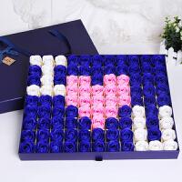 香皂花 创意礼品99朵仿真玫瑰花束香皂花礼盒