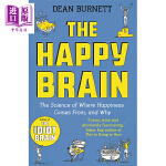 【中商原版】快乐的大脑 英文原版 The Happy Brain 科学 Dean Burnett