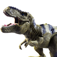 智能儿童玩具男孩3-6岁 遥控恐龙玩具仿真动物大号电动喷火霸王龙