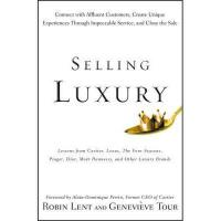Selling Luxury: Connect With Affluent Customers *品销售技巧