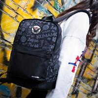 熊本熊kumamon新款时尚男女包背包双肩包书包17KM118