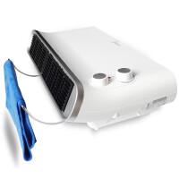 美的(Midea) NTG20-15F1暖风机浴室小太阳电热风扇取暖器家用