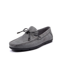 星期六男鞋(ST&SAT)19年专柜同款牛皮革轻便舒适透气休闲鞋SS92129901