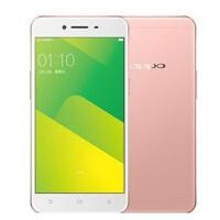 礼品卡 OPPO a37 A37m全网通5英寸大屏美颜手机 玫瑰金2GB+16GB