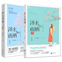 现货套装 泽木而栖1+2 共2册木子喵喵甜宠青春花火系列小说