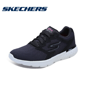 Skechers斯凯奇女鞋透气时尚跑鞋 低帮轻便减震运动跑步鞋14799