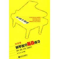 钢琴技巧每日练习(初级篇) 【正版书籍】