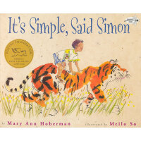 It's Simple, Said Simon 聪明的西蒙 ISBN9780440417729