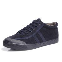 DAZED CONFUSED冬季新款低帮保暖棉鞋男防滑加厚休闲鞋