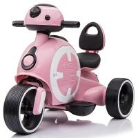 创意新款童车儿童电动摩托车三轮车小孩玩具男孩女孩女宝宝电瓶充电童车可坐人
