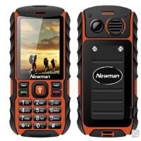 纽曼L8 电信2G防军工直板老年人手机 备用机