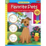 【预订】Favorite Pets [With Drawing PadWith Stickers]