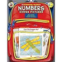 【预订】Numbers: Hidden Pictures, Grades PreK-1