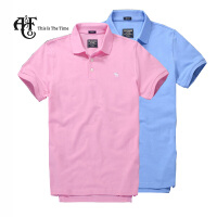 Abercrombie & Fitch 标识POLO衫 春装系列