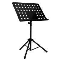 琴谱架便携式可折叠式家用学生吉他古筝小提琴音乐谱架灯led充电