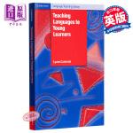 【中商原版】儿童语言教学 英文原版 Teaching Languages to Young Learners (Cam